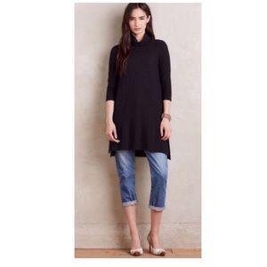 Anthropologie Puella Black Tunic / Dress